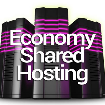 Economy Shared Hosting