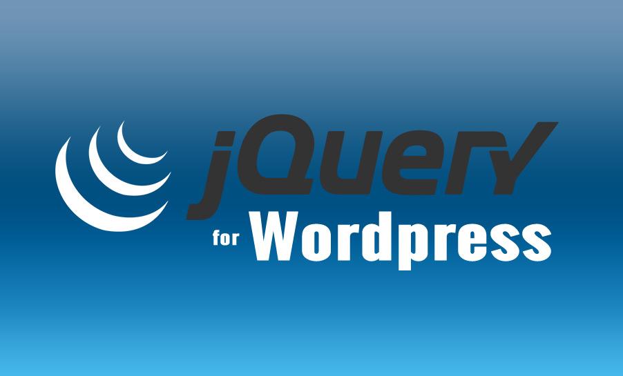 Jquery in WordPress? No problem!